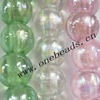 Luminous Lampwork Beads, Round 18mm, Sold by PC