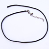 Necklace, waxed cotton 2mm Sold by Group