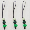65mm Mobile Telephone or Key Chain Jewelry Cord, Sold by Bag
