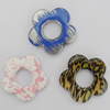 Acrylic Beads, Mix Style & Mix Color 32mm I:12mm, Sold by Bag