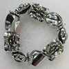 CCB Bracelet, Bead Size:23x16mm, Length:7.9 Inch, Sold By Group