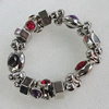 CCB Bracelet, Bead Size:16mm-18mm, Length:7.9 Inch, Sold By Group