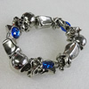 CCB Bracelet, Bead Size:17mmm-19mm, Length:7.9 Inch, Sold By Group