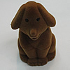 Jewelry Box for Rings, Dog 60x41mm, Sold by Box