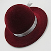 Jewelry Box for Rings, Hat 70x36mm, Sold by Box