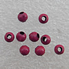 Colorful Iron Beads, 6mm Hole:About 2.5mm, Sold by Group
