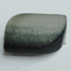 Dichroice Matte Acrylic Beads, 23x17mm Hole:3mm, Sold by Bag