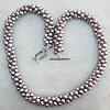 Pearl Necklace, Length:About 14.96 Inch, Sold by Strand