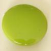 Uv polishing Acrylic Beads, Flat Round 27mm Hole:2mm, Sold by Bag
