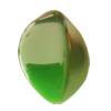 Uv polishing Acrylic Beads, 28x24mm Hole:2mm, Sold by Bag