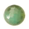 Uv polishing Acrylic Beads, Faceted Round 16mm Hole:2mm, Sold by Bag