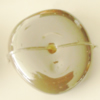 Uv polishing Acrylic Beads, Coin 28mm Hole:2mm, Sold by Bag