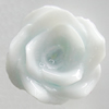 Porcelain Cabochons, No Hole Headwear & Costume Accessory, Flower Size:About 16mm, Sold By Bag