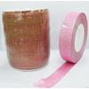 Color Mettlic Ribbon, 25mm wide,Sold per 125-yards spool
