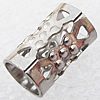 Iron Jewelry Findings, Tube, 4x8.2mm, Sold by bag