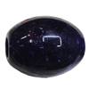 Imitate Gemstone Acrylic Beads, Oval 20x16mm Hole:5mm, Sold by Bag