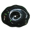 Imitate Gemstone Acrylic Beads, 38x30mm Hole:3mm, Sold by Bag