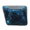 Imitate Gemstone Acrylic Beads, 17x14mm Hole:2mm, Sold by Bag