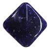 Imitate Gemstone Acrylic Beads, Diamond 32mm Hole:2mm, Sold by Bag