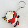 Plastic Jewelry Little Charm, PVC material, DMF free, 60x43mm, Sold by PC