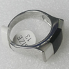 Stainless Steel Ring, 10mm, Sold by PC