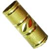 Brass Tubes, Pb-free, 16x6mm, Sold by Bag