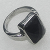 Stainless Steel Ring, 12mm, Sold by PC