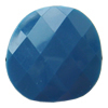 Solid Acrylic Beads, 29x29x7mm Hole:1mm, Sold by Bag