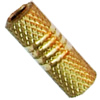 Brass Tubes, Pb-free, 9x3mm, Sold by Bag