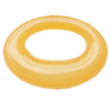 Imitate Jade Acrylic Pendant, Oval, 25x35mm, Hole: Approx 20mm,Sold by Bag