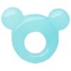 Imitate Jade Acrylic Pendant, Bear, 32x32mm, Sold by Bag