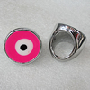 Resin Rings, Round 30mm, Sold by PC