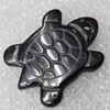 Non-Magnetic Hematite Pendants, 19x25mm, Hole:Approx 1mm, Sold by Bag