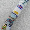 Opal Beads, Column 16x8mm Hole:1.5mm, Sold by Group