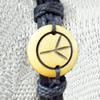 Tibetan Yak Bone Chain Bracelet,25mm,Sold by Dozen