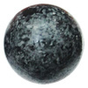 Imitation Wood Acrylic Beads, Round 24mm Hole:3.5mm, Sold by Bag