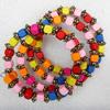 Wooden Bracelet, width:37mm, Length:Approx 7.1-inch, Sold by Dozen