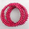 Wooden Bracelet, width:38mm, Length:Approx 7.1-inch, Sold by Dozen