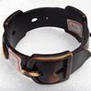 Resin Bracelet, width:25mm, Inner Diameter about:6.7cm, Sold by Dozen