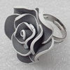 Fimo Rings, Flower 35mm, Sold by Group