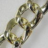 CCB Jewelry Chains, Link's Size:30x28x8mm, Sold by Meter