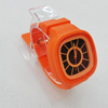 Silicon Rubber Fashionable Watch, Watch:about 44mm, Sold by PC