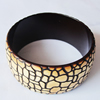 Resin Bracelet, width:34mm, Inner Diameter about:6.8cm, Sold by PC