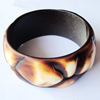 Resin Bracelet, width:33mm, Inner Diameter about:6.8cm, Sold by PC