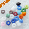 Glass Seed Beads, 12/0,Opaque Colours, Round Hole Rocailles, 2mm in diameter, hole: 1mm, about 39000pcs/Bag, Sold by Bag