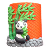 Pencil vase, Fimo Material, Size about:72x88mm, Sold by PC