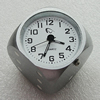 Fashional Watch, Metal Zinc Alloy, Decorations, Cube 37mm, Sold by PC
