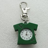 Fashionable Waist Watch, Metal Zinc Alloy, Watch:about 53x35mm, Sold by PC