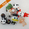 Handmade Lampwork Pendant, Mix color & Mix style, Size about:17-28mm, Hole:Approx 5mm, Sold by Group