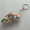 Key Chain With Watch, Shoes 75x24mm, Sold by PC